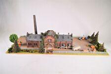 "Diorama 1:160 N ""Alte Fabrik"" / Spedition / Lagerhaus"