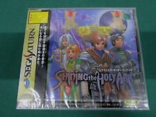 Sega Saturn -- Shining the Holy Ark -- *JAPAN GAME!!* New & Sealed!! SS. 17029