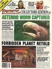 Fantastic Films Issue #21 Jan 1981 Flash Gordon Forbidden Planet *NM/M*