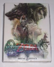 The Legend of Zelda Twilight Princess HD Full Soundtrack Japan Japanese Original