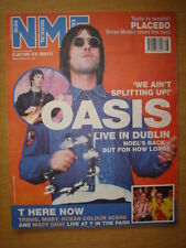 NME 2000 JUL 15 OASIS PLACEBO TRAVIS MOBY OCS MACY GRAY