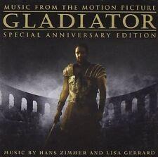 Gladiator Zimmer Gerrard Special Anniversary Edition 0028947652236 CD