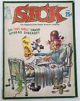 Sick Magazine Volume 3 Number 7 June 1963 Vintage Copy