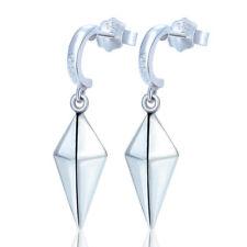 Anime Fairy Tail Erza Eardrop Cosplay 925 Silver Drop Earrings Jewelry Gift