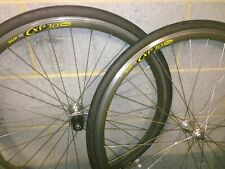 Retro Mavic CXP30 wheelset on Shimano Ultegra hubs