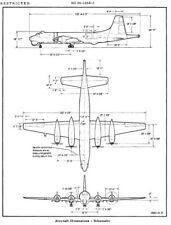 Canadair CP-107 CL-28 Argus Aircraft Manual DVD 1960's V Rare maritime patrol