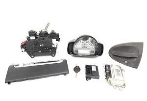 1998-2006 Black 85 Solar Screen Passgenaue T/önungsfolie Smart Fortwo Mc 01 Bj