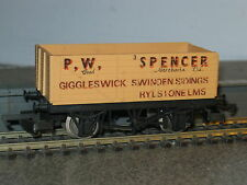 Lima OO Gauge PW Spencer 12 Ton 7 Plank Wagon