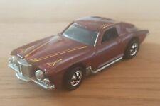 Vintage Hot Wheels Mattel 1979 Hotwheels Stutz Blackhawk Diecast Matchbox 1/64
