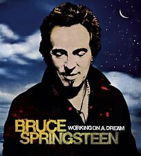 Bruce Springsteen Working On A Dream Ltd. Edition Deluxe CD+DVD NEW SEALED 2009