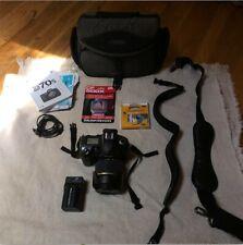 Nikon D70s Body with Tamron 18-250mm 1:3.5-6.3 Lens