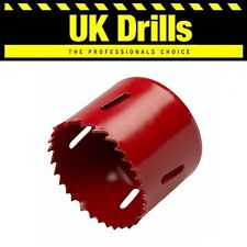 BI METAL HOLE SAW - ALL SIZES, ARBOR, EXTENSION SHANK, PILOT DRILL
