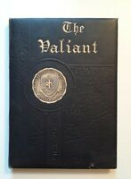 The Valiant 1945 YEARBOOK Our Lady Of the Valley catholic school high school