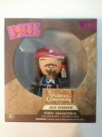 Funko Dorbz Vinyl Figure Pirates of the Caribbean JACK SPARROW New in Box nip