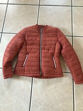 Ladies Puffa Jacket in Rust BNWT from B YOUNG RRP £80. Bargain!