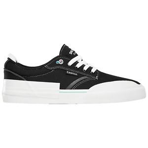 Emerica Skateboard Shoes Dickson Black/White Mens
