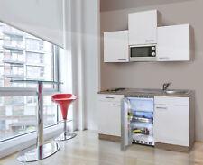 Miniküche Mit Kühlschrank Und Herd 120 Cm : Single küchen mit kühlschrank günstig kaufen ebay