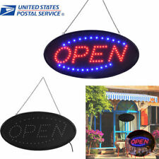 Neon Led Sign Open Light Business Displays Board for Barber Shop Bar Restaurants