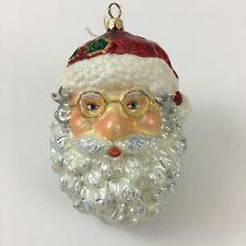 Mary Engelbreit Polonaise Collection for Kurt S. Adler 6-inch Santa ornament Nib