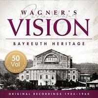 Hans Hotter - Wagner's Vision - Bayreuth Heritage [CD]