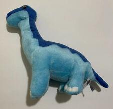 "Aurora Dinosaur Plush Brontosaurus Blue 11"" Stuffed Animal Toy"