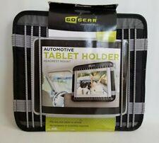 Go Gear Automotive Tablet Holder Headrest Mount Universal Fit NEW