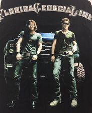 Florida Georgia Line 2013 Tour Small T Shirt Black Concert