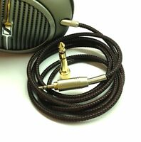 For Audio Technica ATH-M50x ATH-M40x Headphones Replacement Audio upgrade Cable