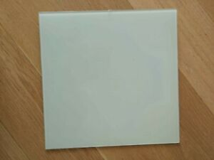Wallmount Glass Square Writing Board - New