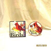 2000 North American Birds CD Rom for Windows Peterson Multimedia
