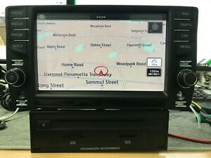 Volkswagen Radio Navigation Discover Media MIB2 6.5 Inch Screen Kit