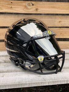 Oregon Ducks Chrome Rose Bowl Helmet Authentic Full Size Speed Style