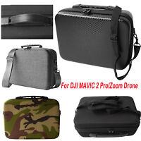 PU EVA Hard Bag Carring Case Storage Box Backpack For DJI MAVIC 2 Pro/Zoom Drone