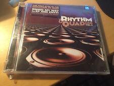 Rhythm & Quad 166, Vol. 1 [Clean] [Edited] by Various Artists cd NEW