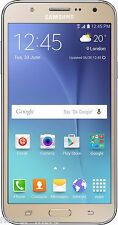 "Samsung Galaxy J7 Duos SM-J700H/DS Gold (FACTORY UNLOCKED) 5.5"" , 13MP ,16GB"