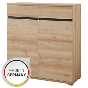 GERMANIA GW-Lissabon Schuhschrank 3471 Schuhkommode Schuhregal 96 x 103 x 40 cm