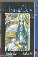 The Tarot Cafe, VOL 2 l, Park Sang Sun,-Kim Jung Soo ed. FlashBook -MN2