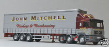 Corgi CC12001 John Mitchell Transport MAN Curtainside
