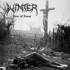 Winter - hour of doom (CD), lim. 333, NEW, recovered from analog tape, RARE!