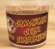Jamaican Jerk Seasoning Marinade Glaze Meat Rub Spice Mix Coater 1 X 250g Pot