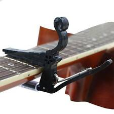 Guitar Capo Trigger Quick Change Key Clamp for Folk Acoustic Electric Guitar 1PC