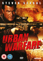 Urban Warfare DVD (2012) Steven Seagal, Waxman (DIR) cert 15 ***NEW***