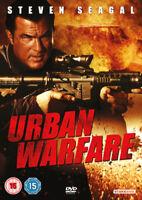 Urban Warfare DVD (2012) Steven Seagal, Waxman (DIR) cert 15 ***NEW***