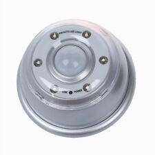 6 LED della lampada senza fili a infrarossi rilevatore di movimento Q8G4
