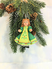 Hallmark Ornament 2005 Sweet Irish Dancer Nib Rare