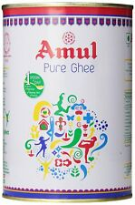 5 X AMUL PURE COW'S GHEE Clarified Butter Made from Cow's Milk 1000ml Pack