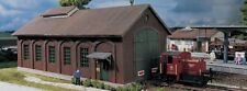 PIKO HO scale ~ ENGINE SHED ~ plastic model kitset # 61823