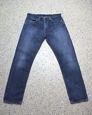 Levis 508 Jeans Hose W34 L32 Slim Fit Denim F586
