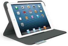 New Logitech Folio Protective Case Carbon Black for iPad Mini Mini2 Mini3