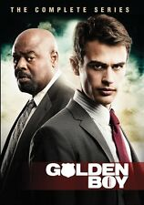 Golden Boy Complete Series DVD Set TV Show Police Drama Episode Season CBS Arrow